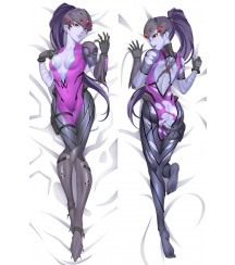 Overwatch OW Widowmaker Anime Dakimakura Pillow Cover