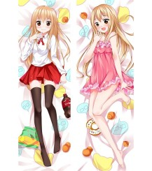 Hot Anime Himouto! Umaru-chan Doma Umaru Anime Dakimakura Pillow Cover