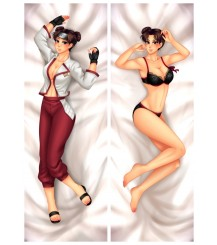 Hot Anime Game Naruto Tenten Anime Dakimakura Pillow Cover