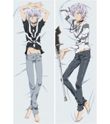 Hot Anime A Certain Magical Index Accelerator Anime Dakimakura Pillow Cover