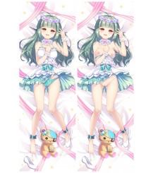 Anime Dakimakura Battle Girl High School Sadone Hugging Body Pillow Case