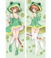 Cardcaptor Sakura Sakura Kinomoto Anime Dakimakura Pillow Cover