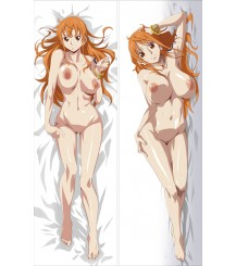 R18 ONE PIECE Nami Anime Dakimakura body pillow case