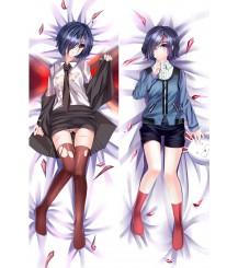 Tokyo Ghoul Touka Kirishima Anime Dakimakura Pillow Case