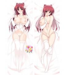 To Heart 2 Tamaki Kousaka Anime Dakimakura Pillow Cover