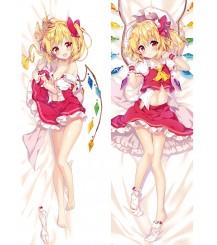 Touhou Project Flandre Scarlet Anime Dakimakura Pillow Cover