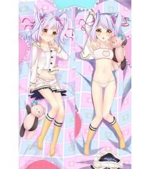 Myriad Colors Phantom World KUMAMAKURA_Kurumi Anime Dakimakura Pillow Cover