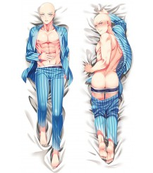 One Punch Man Saitama Anime Dakimakura Pillow Cover