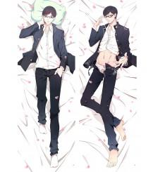 Haven't You Heard? I'm Sakamoto Sakamoto Anime Dakimakura Pillow Cover