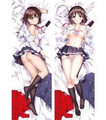 Saekano: How to Raise a Boring Girlfriend Megumi Kato Anime Dakimakura Pillow Cover