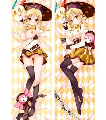 2017 New Anime Puella Magi Madoka Magica Dakimakura Bed Cushion Tomoe Mami Pillow Cover