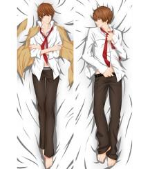 Anime Death Note Light Yagami Kira Dakimakura pillow case