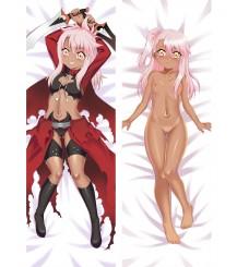 Anime Fate Kaleid Liner Illya Dakimakura Hugging Body Pillow Case