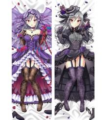 The Idolmaster Ranko Kanzaki Anime Dakimakura Pillow Case