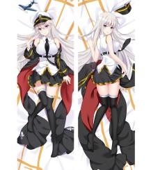 Azur Lane Enterprise Anime Dakimakura Pillow Cover