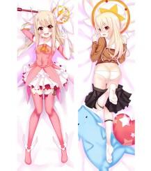 Fate Kaleid liner Prisma ☆ Ilya Illyasviel von Einzbern Anime Dakimakura Pillow Case