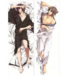 Hakuoki ~Demon of the Fleeting Blossom~ - Souji Okita Pillow Cover