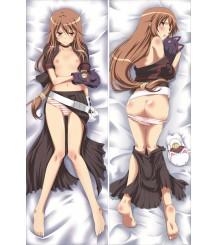 Okami-san - Ryouko Ookami Pillow Cover