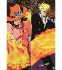 One Piece - Sanji Pillow Cover