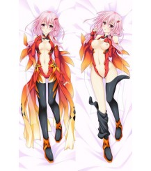 Guilty Crown Anime Dakimakura Pillow Cover