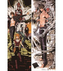 Death Note Anime Dakimakura Pillow Cover