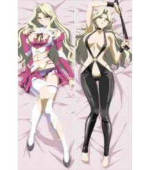 Freezing - Elizabeth Mably Anime Dakimakura Pillow Cover