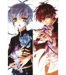 SM513 Kiss of the Rose Princess - Kaede Higa + Seiran Asagi ANIME DAKIMAKURA JAPANESE PILLOW COVER