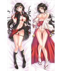 SM565 BLOOD-C - Saya Kisaragi ANIME DAKIMAKURA JAPANESE PILLOW COVER