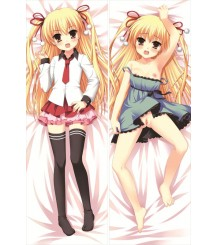 Listen to Me, Girls. I Am Your Father! - Miu Takanashi Anime Dakimakura Pillow Cover