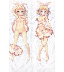 Is the Order a Rabbit? Syaro Kirima Anime Dakimakura Pillow Case