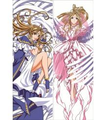 Ah! My Goddess - Belldandy Anime Dakimakura Pillow Cover
