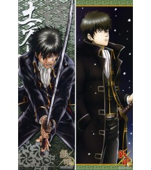 Gintama - Toshiro Hijikata Anime Dakimakura Pillow Cover