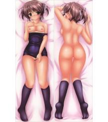 Brighter Than Dawning Blue - Mai Asagiri Anime Dakimakura Pillow Cover