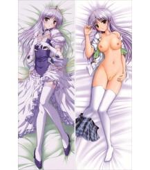 Brighter Than Dawning Blue - Feena Fam Earthlight Anime Dakimakura Pillow Cover