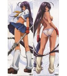 Battle Vixens - Kanu Unchou Anime Dakimakura Pillow Cover