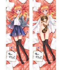 Monthly Girls' Nozaki-kun ~ Gekkan Shoujo Nozaki-Kun Anime Dakimakura Pillow Cover