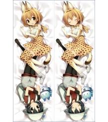 Kemono Friends Kaban Anime Dakimakura Pillow Cover
