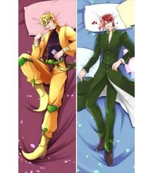 JoJo's Bizarre Adventure Male Anime Dakimakura Japanese Pillow Cover