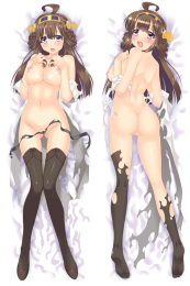 Hot Anime Game Kantai Collection Kongō Anime Dakimakura Pillow Cover