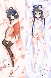 Hot Anime Game Vocaloid Luo Tianyi Anime Dakimakura Pillow Cover