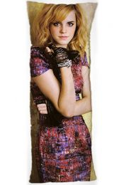 Emma One or Two Side Personalized Rectangular Body Pillows from Real Person Picture It On Canvas with Zipper