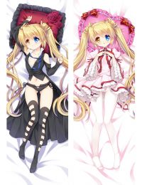 Anime Rewrite Nakatsu Shizuru Otaku Dakimakura Hugging Body Pillow Cover Case
