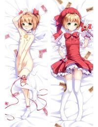 Cardcaptor Sakura Sakura Kinomoto Anime Dakimakura Pillow Case