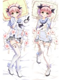 Magical Girl Raising Project Snow White Koyuki Himekawa Anime Dakimakura Pillow Cover