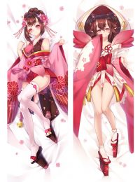 2017 New Anime Dakimakura Onmyoji Hugging Body Pillow case Cover