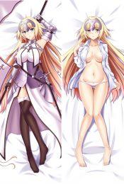 Fate Grand Order FGO Dakimakura Jeanne d'Arc Anime Girl Hugging Body Pillow Case