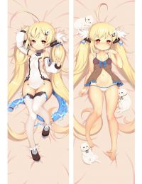 New Anime Azur Lane Dakimakura game Azur Lane Eldridge Hugging Body Pillow Case cover