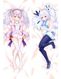 New Anime Azur Lane Lafite Dakimakura game Azur Lane Laffey Hugging Body Pillow Case cover