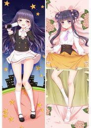 Cardcaptor Sakura Tomoyo Daidouji Anime Dakimakura Pillow Cover