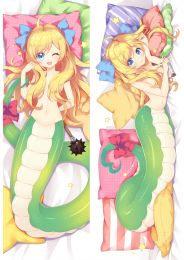 Dropkick on My Devil Jashin-chan Anime Dakimakura Pillow Cover Mgf-18069-1
